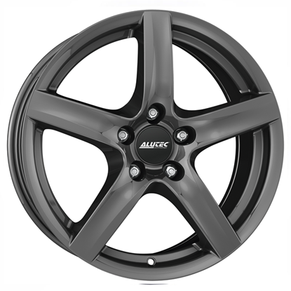 "18"" Alutec Grip Graphite Alloy Wheels"