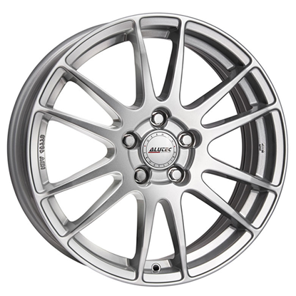 "17"" Alutec Monstr Polar Silver Alloy Wheels"