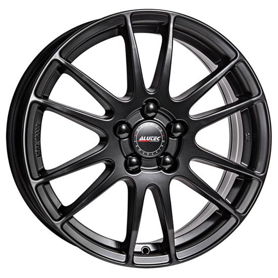 "16"" Alutec Monstr Racing Black Alloy Wheels"