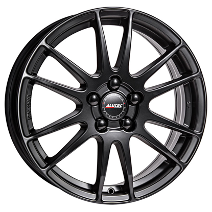 "17"" Alutec Monstr Racing Black Alloy Wheels"