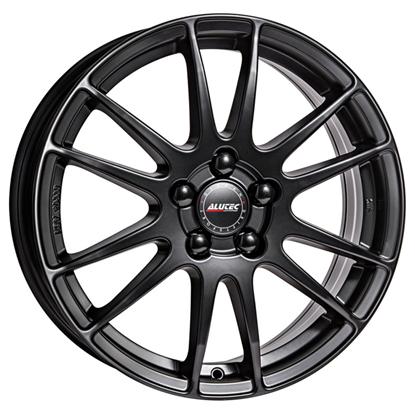 "18"" Alutec Monstr Racing Black Alloy Wheels"