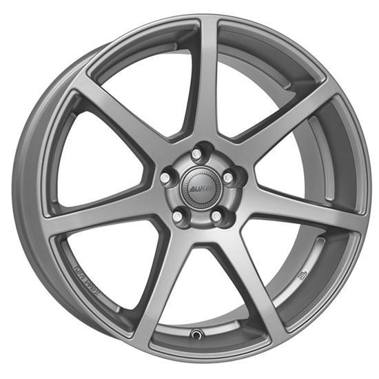 "18"" Alutec Pearl Carbon Grey Alloy Wheels"