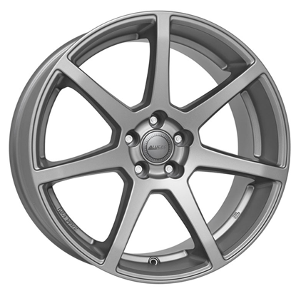 "20"" Alutec Pearl Carbon Grey Alloy Wheels"