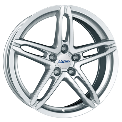 "18"" Alutec Poison Polar Silver Alloy Wheels"