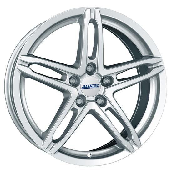 "18"" Alutec Poison Polar Silver Alloy Wheels"