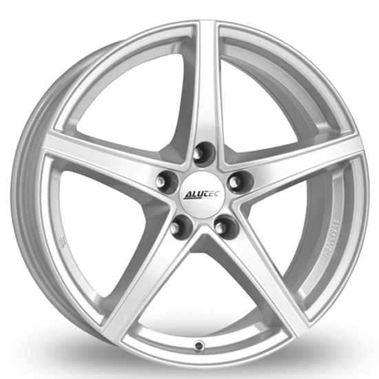 "16"" Alutec Raptr Polar Silver Alloy Wheels"