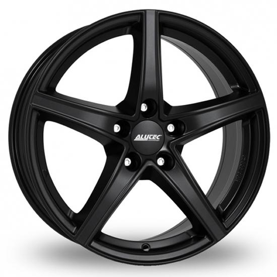 "16"" Alutec Raptr Racing Black Alloy Wheels"