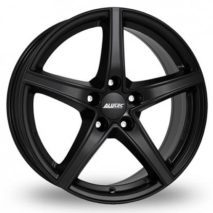 "18"" Alutec Raptr Racing Black Alloy Wheels"