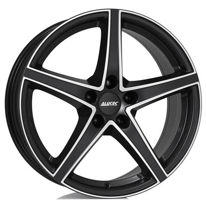 "19"" Alutec Raptr Racing Black Polished Alloy Wheels"