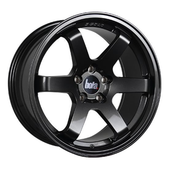 "18"" Bola B1 Alloy WheelsGun Metal"