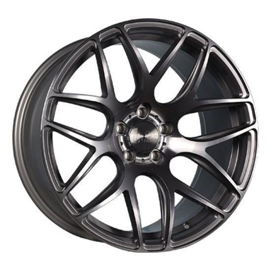 "18"" Bola B8R Titanium Alloy Wheels"
