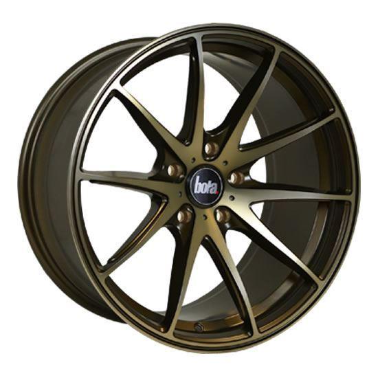 """18"""" Bola B9 Hyper Bronze Alloy Wheels"""