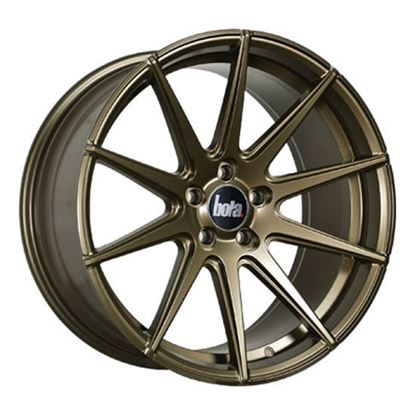 "17"" Bola CSR Matt Bronze Alloy Wheels"