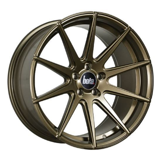 "17"" Bola CSR Matt Bronze Alloy Wheels"