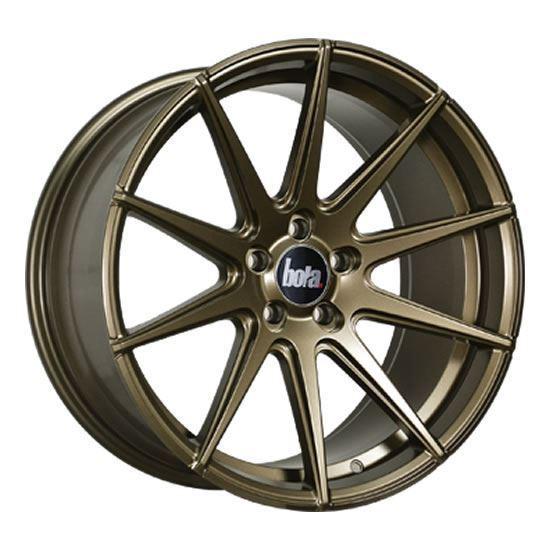 "18"" Bola CSR Matt Bronze Alloy Wheels"