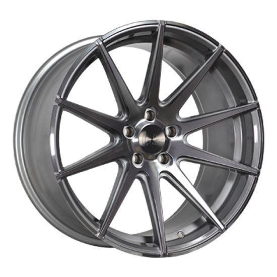 "19"" Bola CSR Gloss Titanium Alloy Wheels"