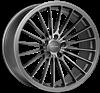 18 inch VEEMAN Alloys, V-FS 36 Gloss Graphite, Auto Alloys, UK & Ireland