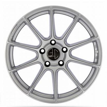 """18"""" AC Wheels FF047 Silver Alloy Wheels"""