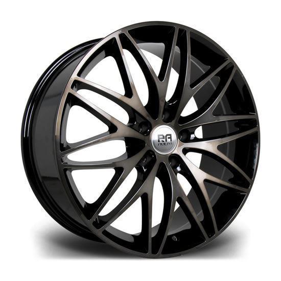 "20"" Riviera Stryke Double Dark Tint Alloy Wheels"