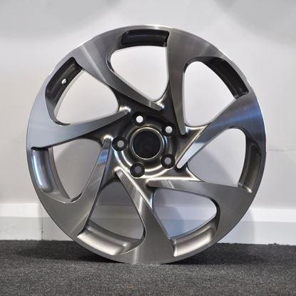 "19"" RAW VX Style Alloy Wheels - GMF"