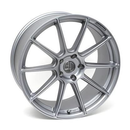 """18"""" AC Wheels FF047 Satin Grey Alloy Wheels"""