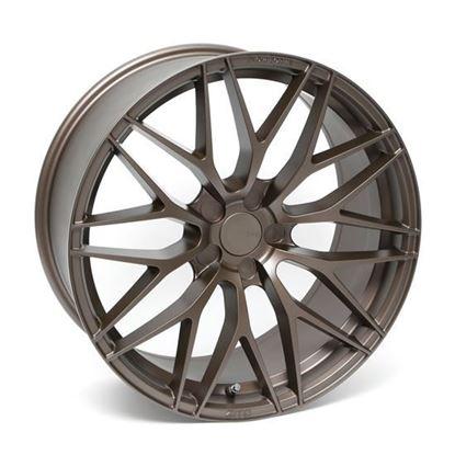 "19"" Zito ZF01 Satin Bronze Alloy Wheels"