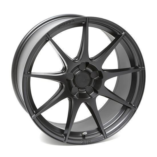 "20"" Zito ZF02 Satin Black Alloy Wheels"