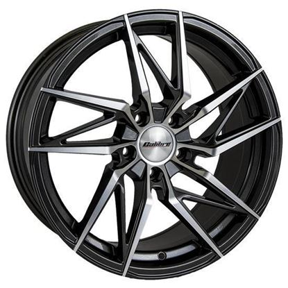 "19"" Calibre CC-Z Gunmetal Polished Alloy Wheels"
