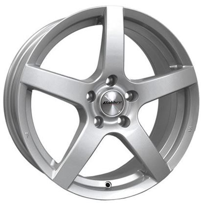 "16"" Calibre Pace Silver Alloy Wheels"