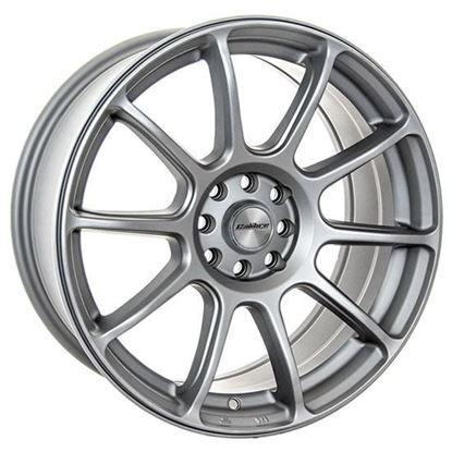 """17"""" Calibre Neo Silver Alloy Wheels"""