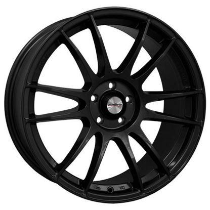 "18"" Calibre Suzuka Gloss Black Alloy Wheels"