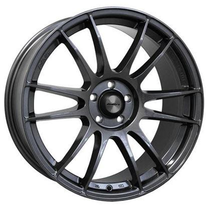 """18"""" Calibre Suzuka Gunmetal Alloy Wheels"""