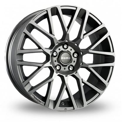 "15"" Momo Revenge Matte Anthracite Alloy Wheels"