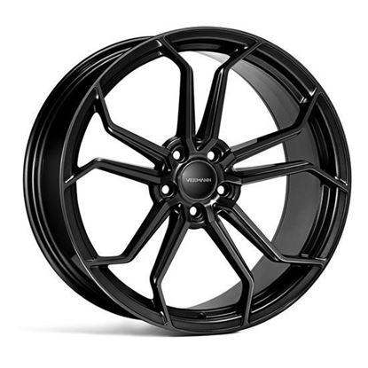 "19"" Veemann VC632 Gloss Black Alloy Wheels"