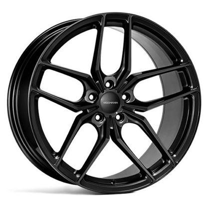"20"" Veemann VC03 Gloss Black Alloy Wheels"