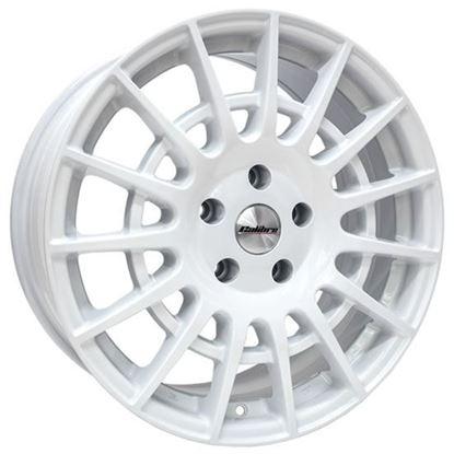 "18"" Calibre T-Sport White Alloy Wheels"