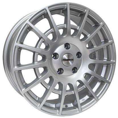 "20"" Calibre T-Sport Silver Alloy Wheels"