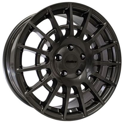 """20"""" Calibre T-Sport GunMetal Alloy Wheels"""