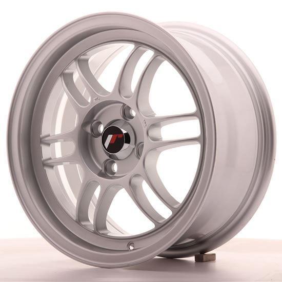 "15"" Japan Racing JR7 Silver Alloy Wheels"