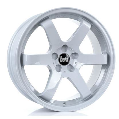 "*LIMITED EDITION* 18"" Bola B1 Crayon Grey Alloy Wheels"