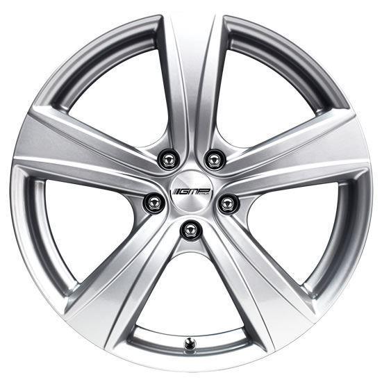 """15"""" GMP Argon Silver Alloy Wheels"""