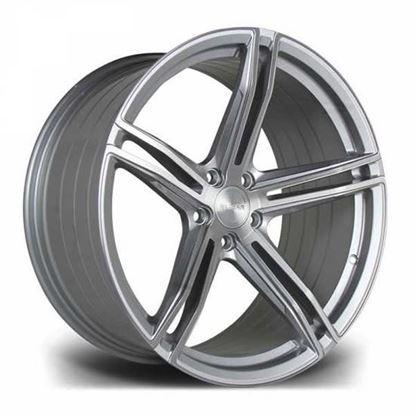 "19"" Riviera RF103 Platinum Brushed"