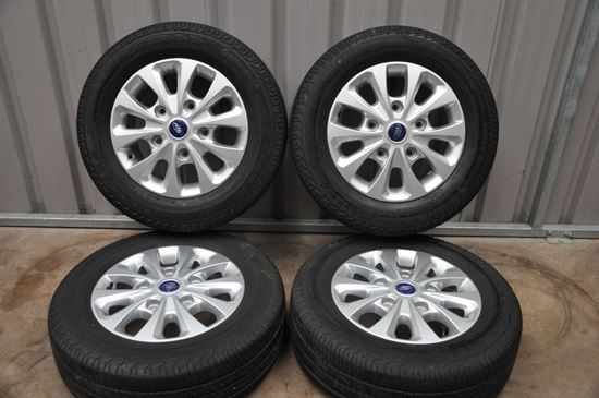 16in Ford Transit Alloys and Tyres. Suit Ford Transit (5x160)