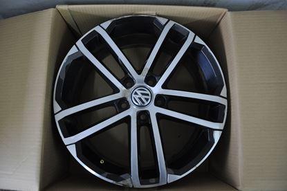 "19"" GTD Style Alloy Wheels"