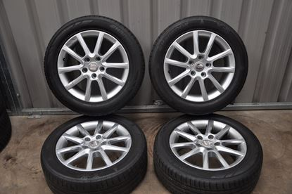 Used 16in Seat Alloys and Tyres (5x112)