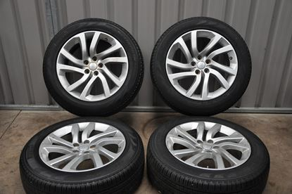 Used 20in Range Rover Alloys and Tyres. Suit Range Rover Sport (5x120)