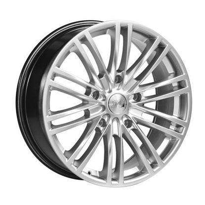 """20"""" 1AV Transit Hyper Silver Alloy Wheels"""