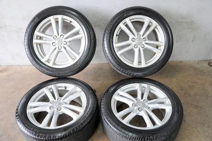 "18""Audi Q3 Alloys & Tyres."