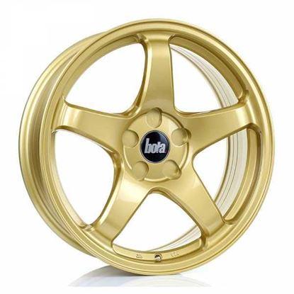 "17"" Bola B2R Gold - Auto Alloys"