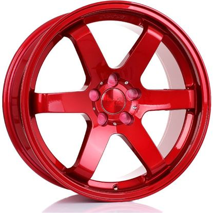 """17"""" Bola B2R Candy Red"""
